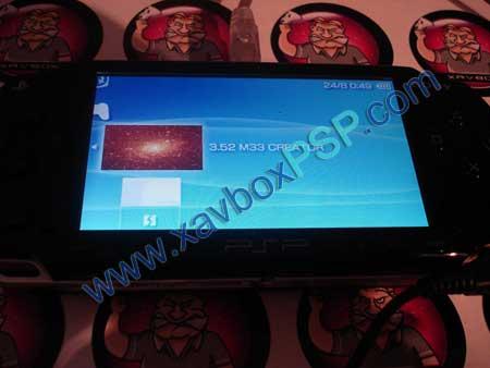 psp custom firmware 6.31 m33