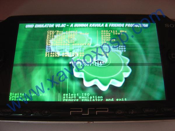 umd emulator v0.8c